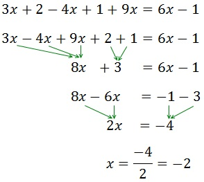 Resolved Linear Equations With Fractions Parenthesis Etc Secondary