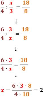 producto y división de fracciones