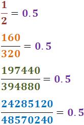 simplificar o reducir fracciones