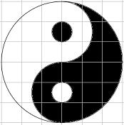 Problemas resueltos de calcular áreas de figuras con formas circulares, con una introducción en la que se definen el círculo y la circunferencia. Problemas de geometría plana para secundaria.