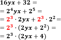 Explicación de cómo extraer factor común y problemas resueltos. Propiedad distributiva del producto sobre la suma. Secundaria, ESO y Bachillerato.