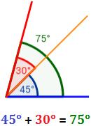 operaciones con grados (ángulo, grado, minuto, segundo):                      multiplicación, suma, resta, etc.