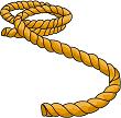 representación de una cuerda