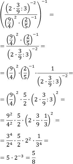 exercicis de simplificar expressions amb potències (13)