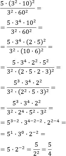 exercicis de simplificar expressions amb potències (8)