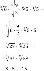 Definimos las raíces como potencias cuyos exponentes son fracciones y proporcionamos las propiedades de las raíces (producto de raíces, cociente de raíces, potencia de una raíz...). Resolvemos ejercicios y problemas de calcular y simplificar expresiones algebraicas con raíces. Matemáticas. Secundaria, ESO. Bachillerato. Cálculo.