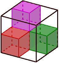 dimensión de semejanza y de Hausdorff-Besicovitch de fractales autosemejantes: definición y ejemplos