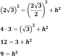 Test Teorema de Pitágoras